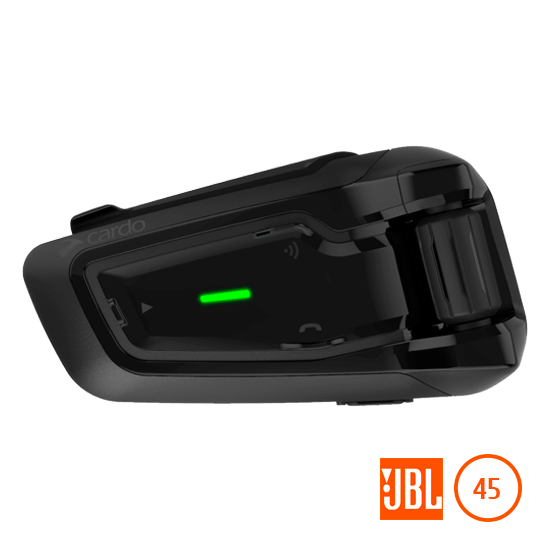Cardo PACKTALK Black SE c динамиками JBL 45 мм